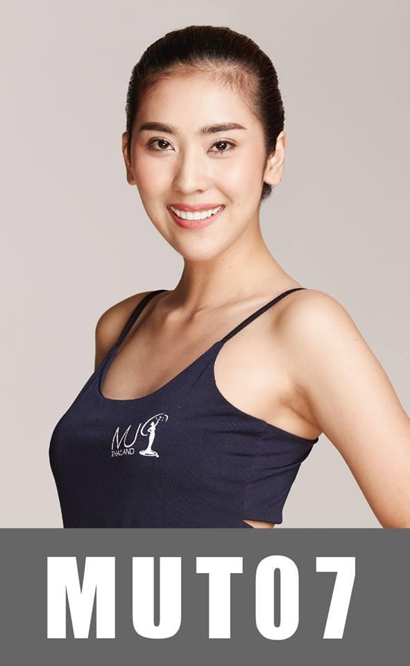 candidatas a miss universe thailand 2018. final: 30 june. 2jff6qtd