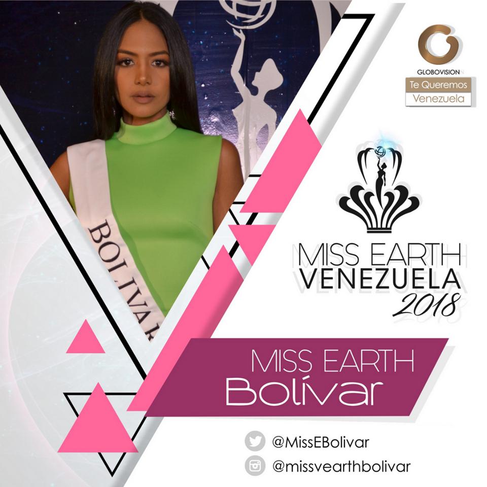 candidatas a miss earth venezuela 2018. final: 12 agosto. 42w4qobq