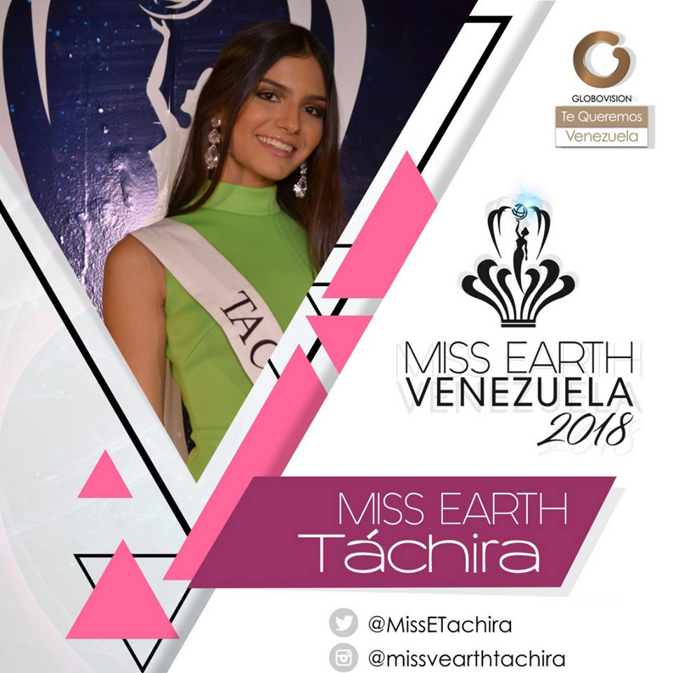 candidatas a miss earth venezuela 2018. final: 12 agosto. - Página 2 7r3aqhxn