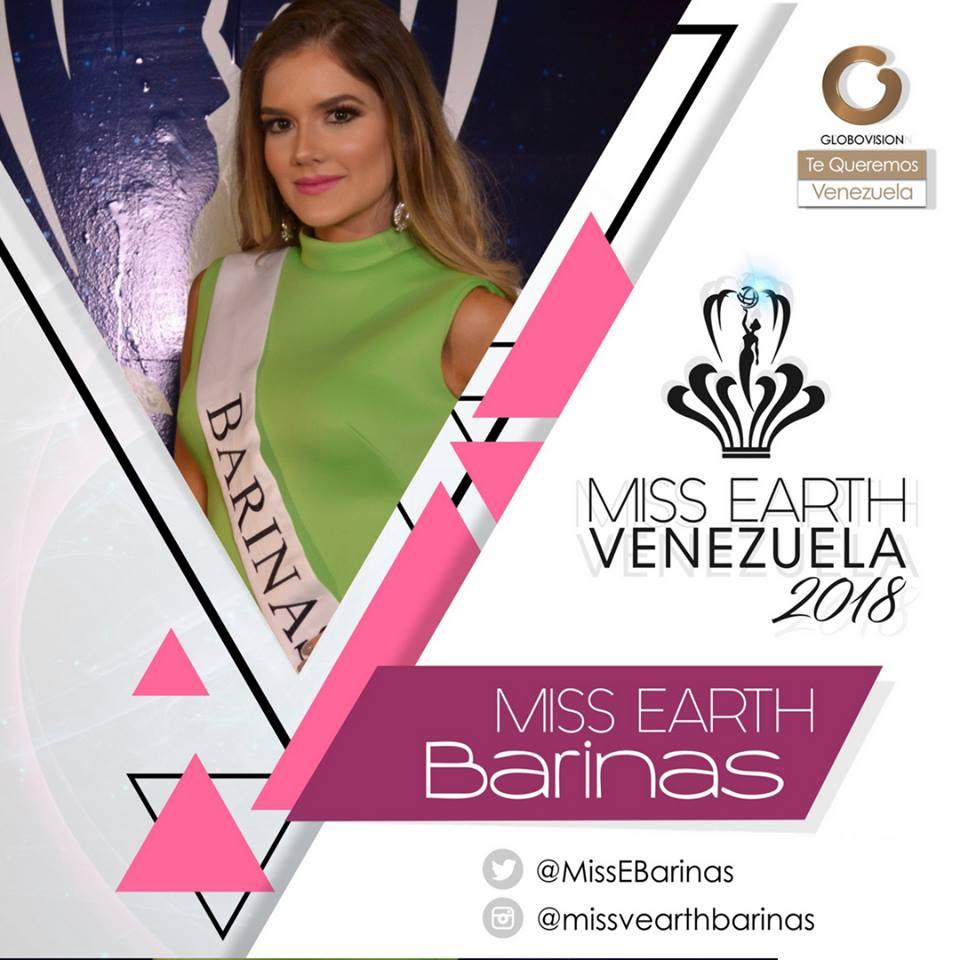 candidatas a miss earth venezuela 2018. final: 12 agosto. Ebf7a8qm