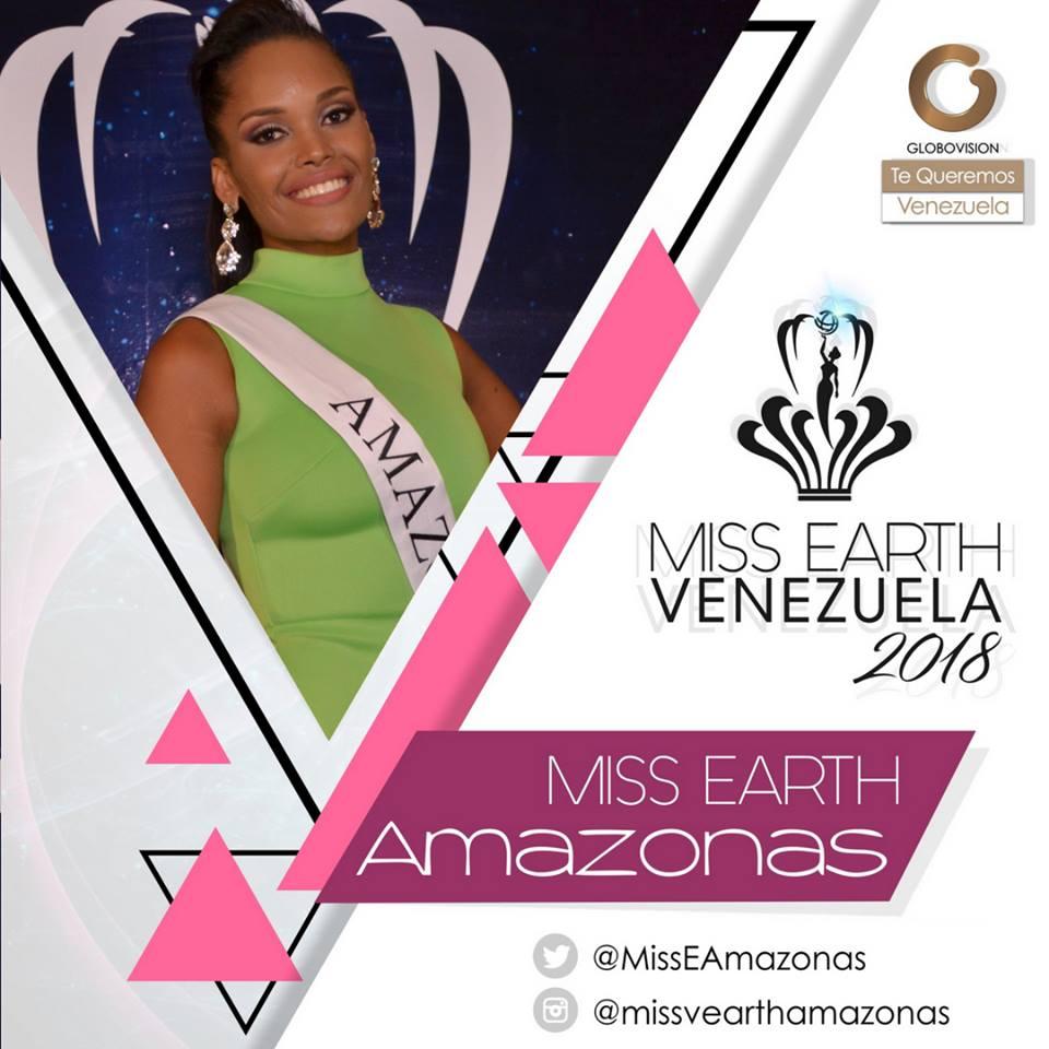 candidatas a miss earth venezuela 2018. final: 12 agosto. Ggix6xwo