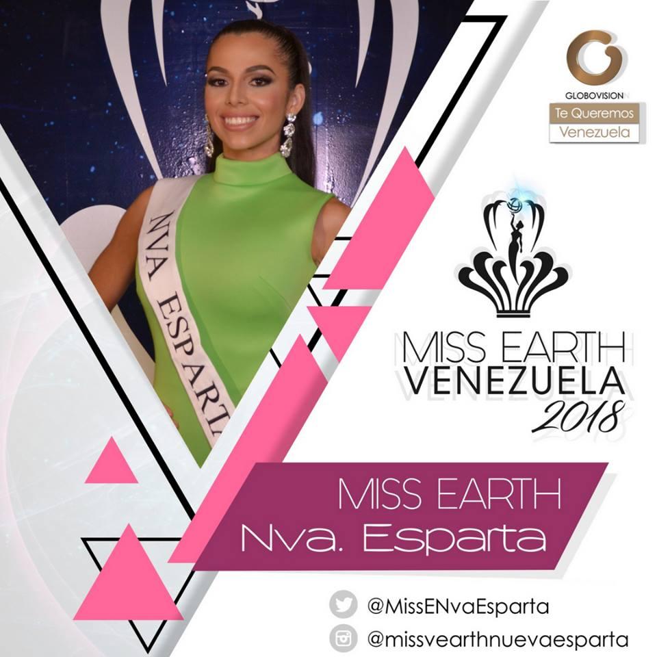 candidatas a miss earth venezuela 2018. final: 12 agosto. - Página 2 Kpuxy5ln