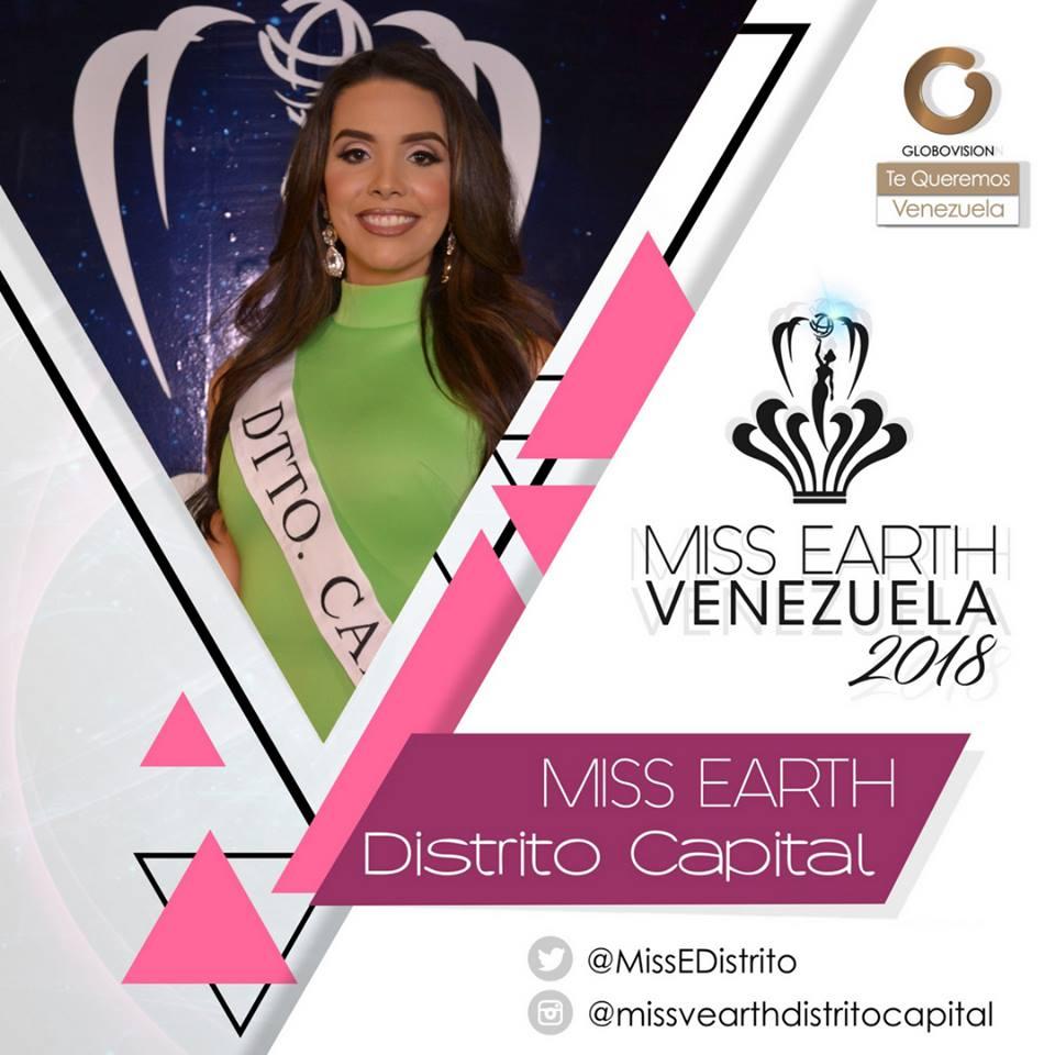 candidatas a miss earth venezuela 2018. final: 12 agosto. R3teizi7