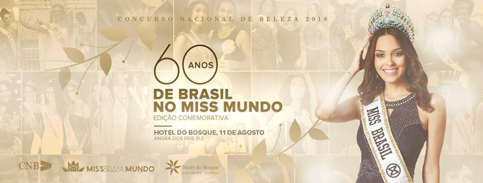 candidatas a miss brasil mundo 2018. final: 11 agosto. 6qioyhjv
