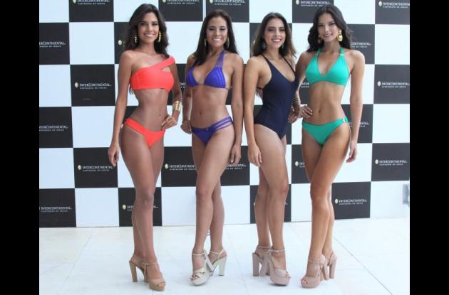 Señorita Cartagena 2018: desfile en traje de baño 55vimocq
