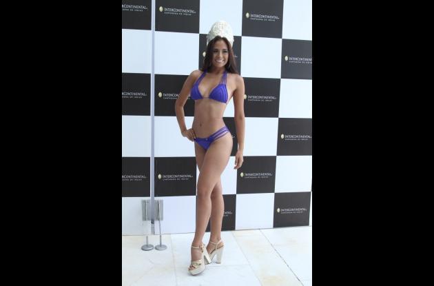 Señorita Cartagena 2018: desfile en traje de baño L4scsmgb