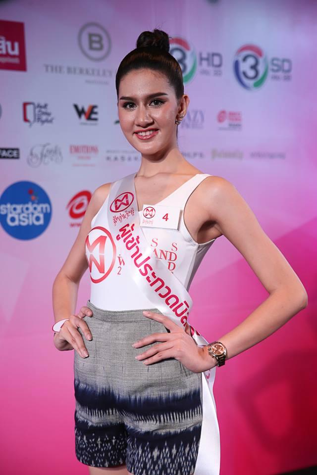 candidatas a miss world thailand 2018. final: 15 sept. Br4cwria