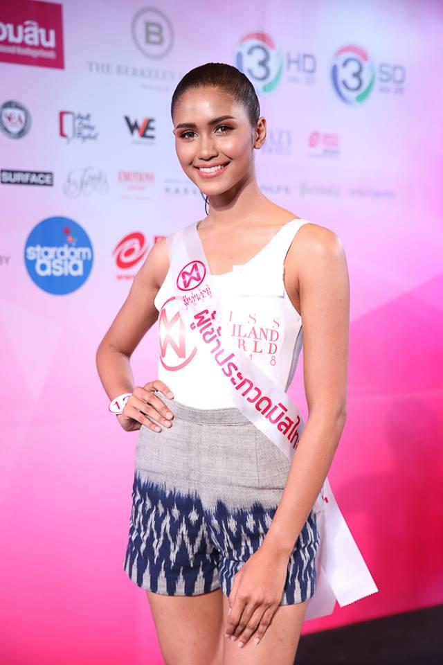 candidatas a miss world thailand 2018. final: 15 sept. Kw9xg9ky