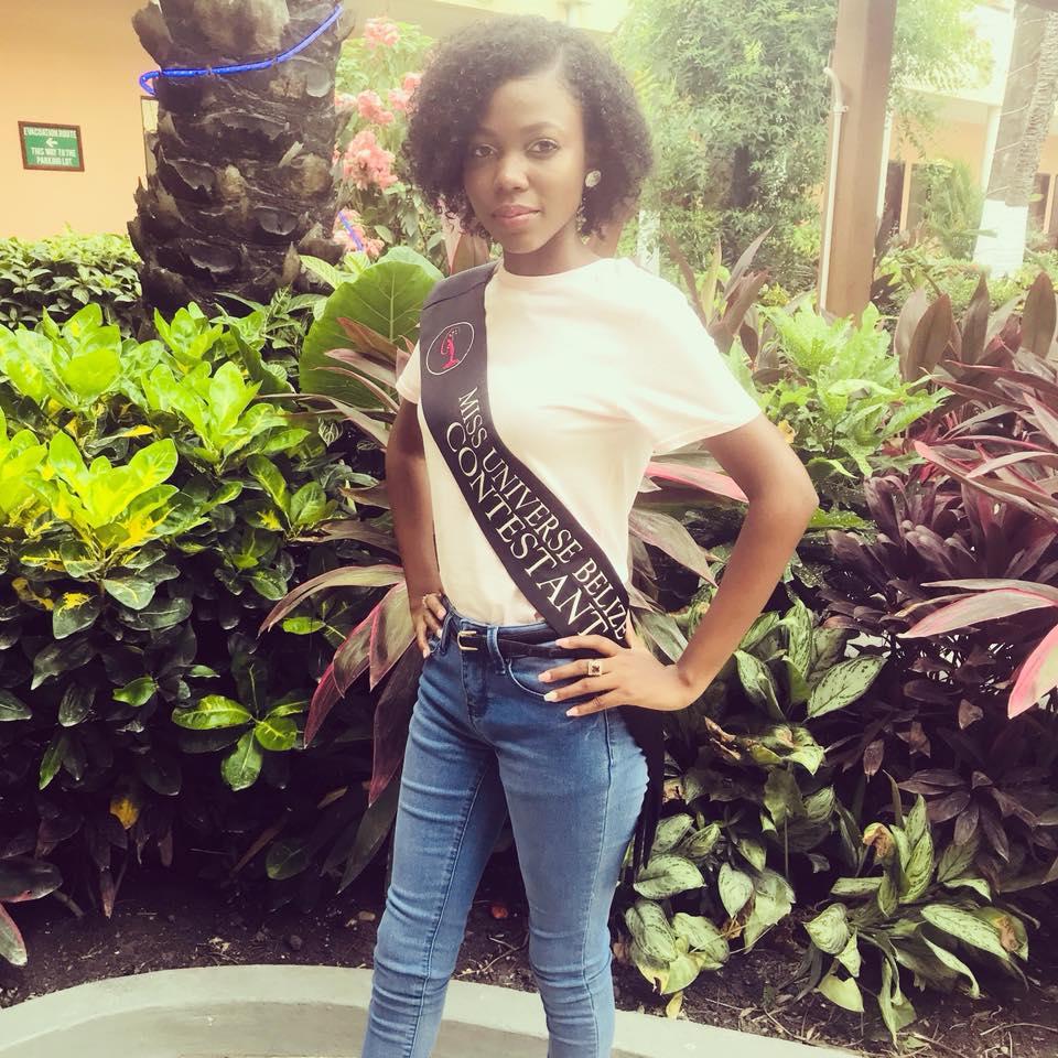 candidatas a miss universe belize 2018. final: 25 agosto. Vjah2dpc