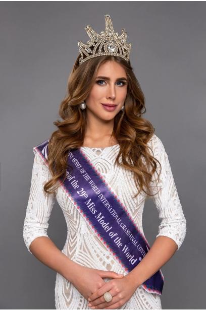 candidatas a miss (world) ukraine 2018. final: 20 sep. Hmuttryc
