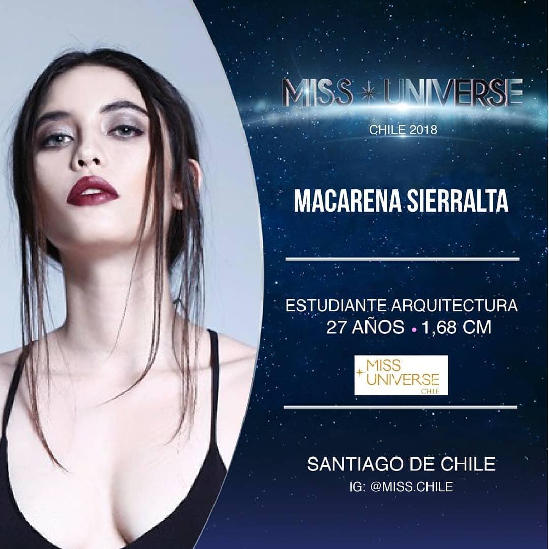 candidatas a miss chile universo 2018. final: 19 agosto. - Página 3 I2c8ti8s