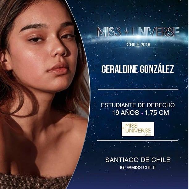 candidatas a miss chile universo 2018. final: 19 agosto. - Página 3 Nf624ckf