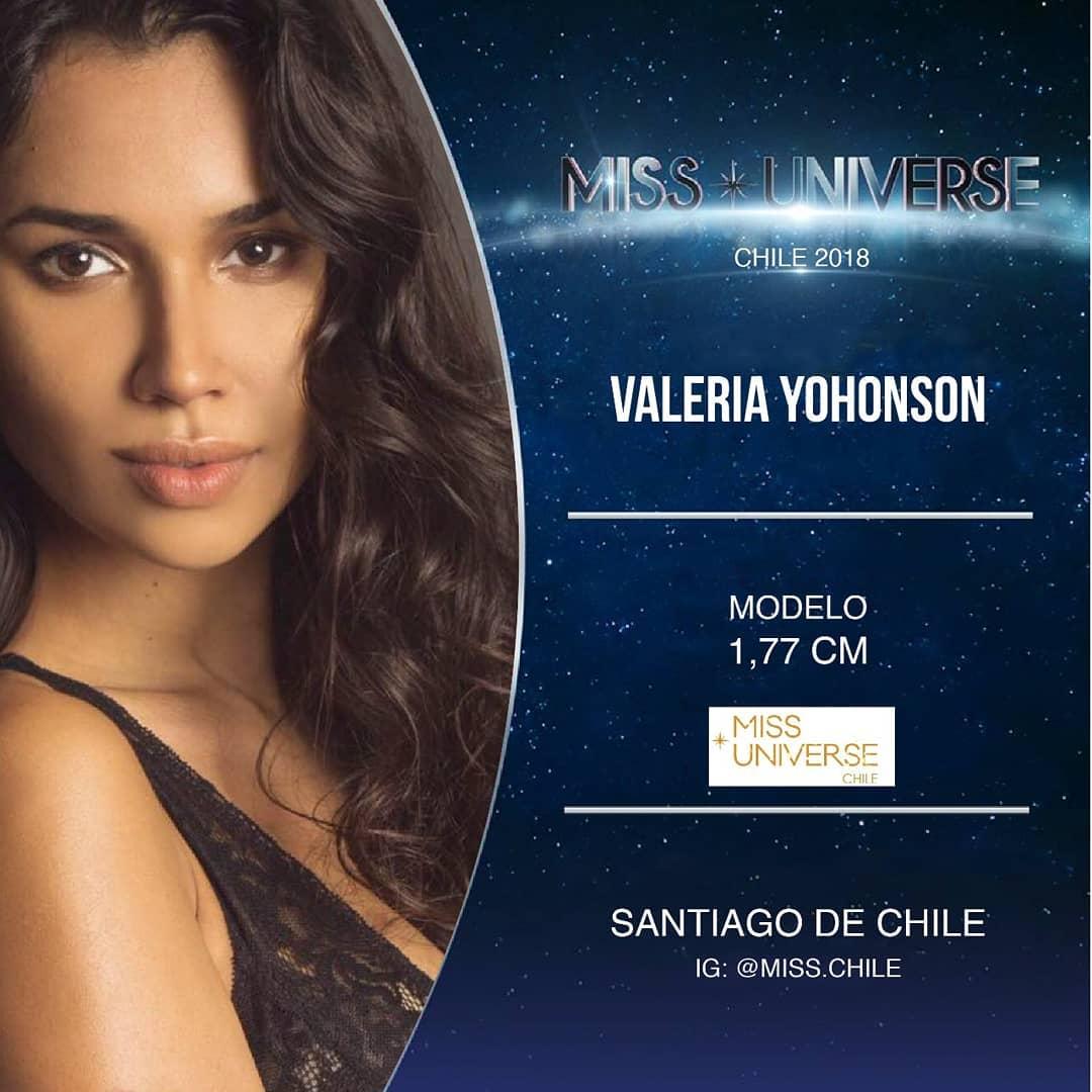 candidatas a miss chile universo 2018. final: 19 agosto. - Página 3 Ojwngu3k