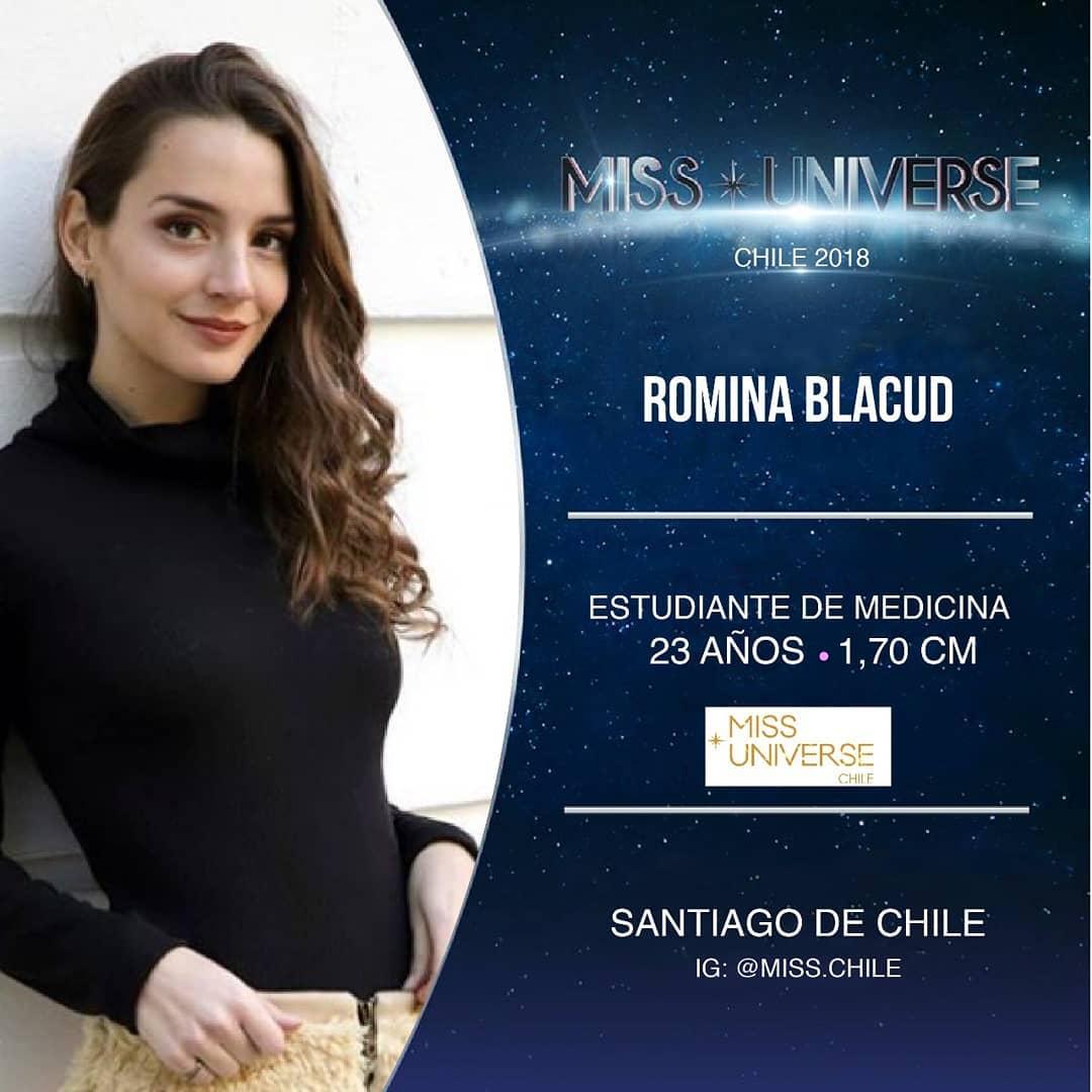 candidatas a miss chile universo 2018. final: 19 agosto. - Página 3 Qllwfs9i