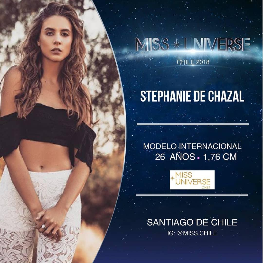 candidatas a miss chile universo 2018. final: 19 agosto. - Página 3 Uw9xxaii