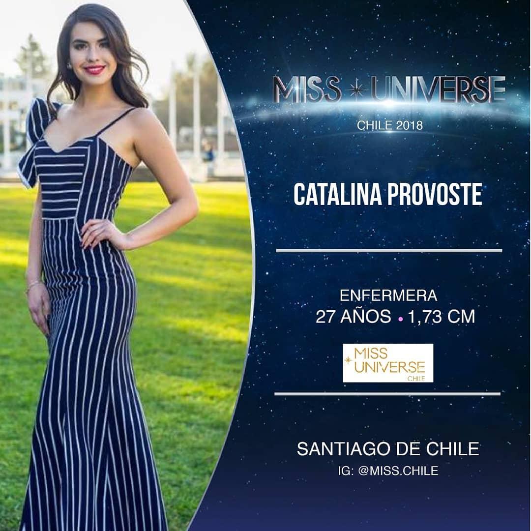 candidatas a miss chile universo 2018. final: 19 agosto. - Página 3 Zgl93uoe