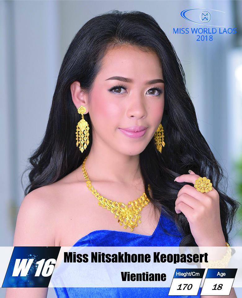 candidatas  miss world laos 2018. final: ? - Página 2 28qnfp4l