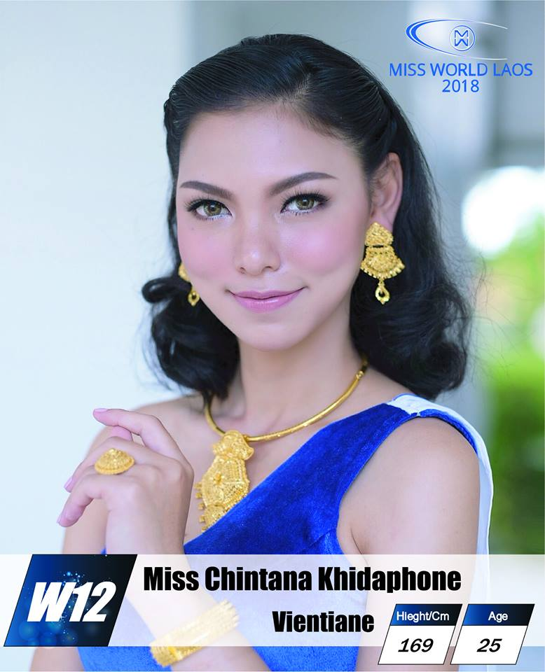 candidatas  miss world laos 2018. final: ? 6em8wcmc