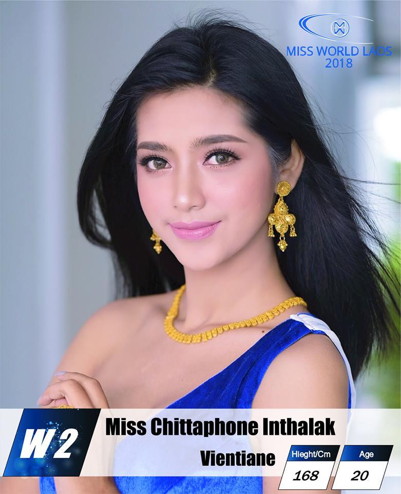 candidatas  miss world laos 2018. final: ? Q2fr543r