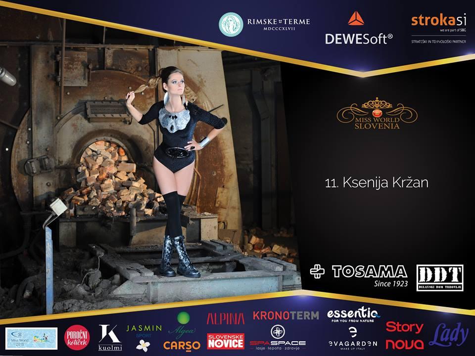 candidatas a miss world slovenia 2018. final: 08 sep. 399czzm4