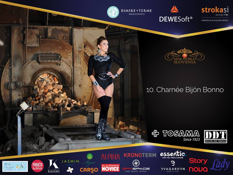candidatas a miss world slovenia 2018. final: 08 sep. Gpg75kzj