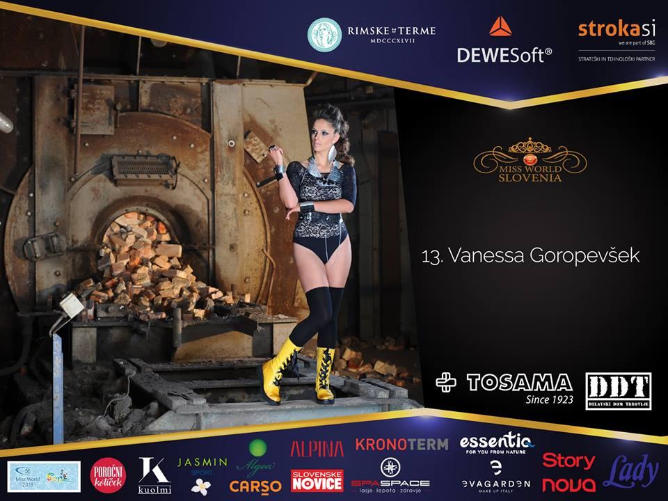 candidatas a miss world slovenia 2018. final: 08 sep. Jdd7qyuy
