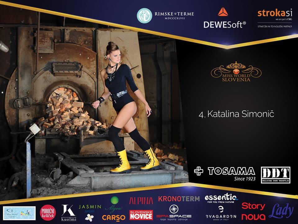 candidatas a miss world slovenia 2018. final: 08 sep. Nucf8gvh