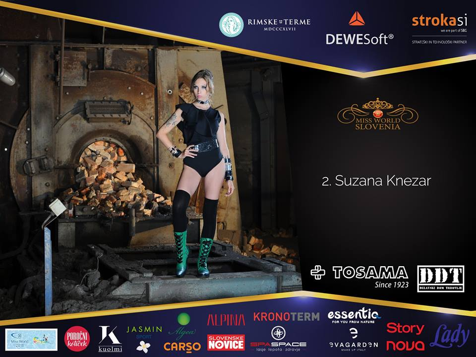 candidatas a miss world slovenia 2018. final: 08 sep. Xjzea2hx