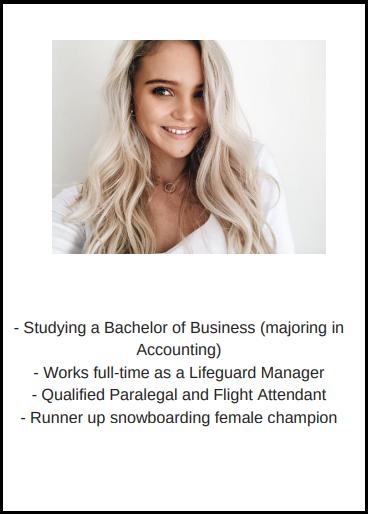candidatas a miss world australia 2018. final: 31 agosto. Fhxhr9ik