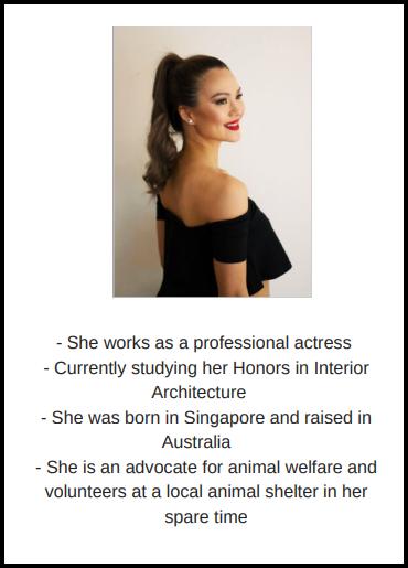 candidatas a miss world australia 2018. final: 31 agosto. - Página 2 W92bcn5p