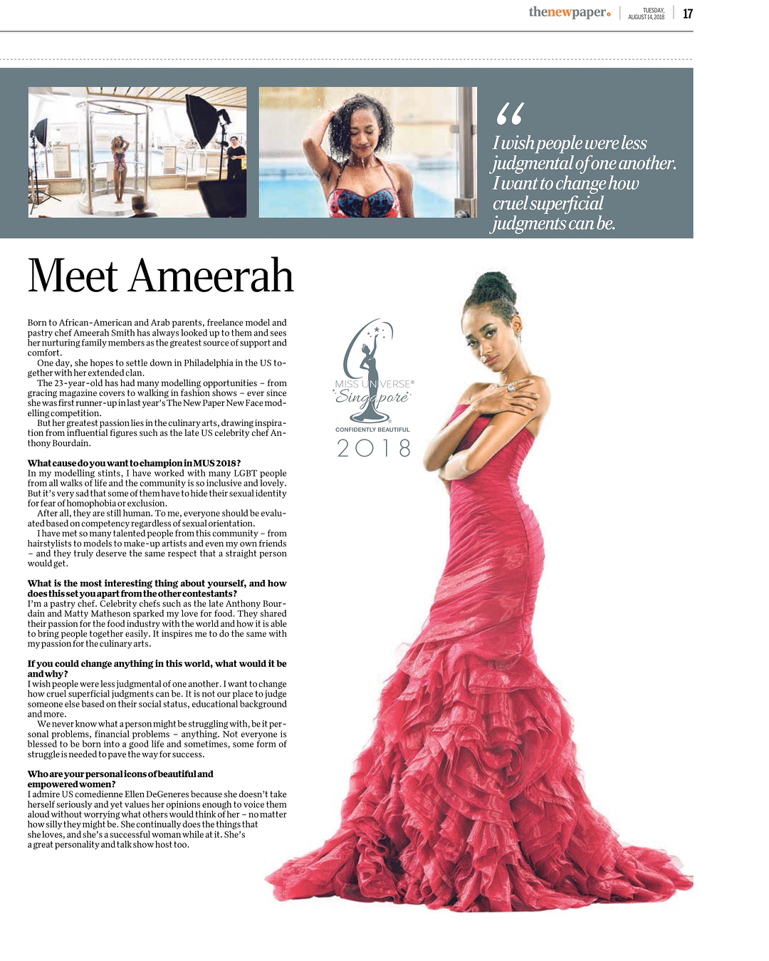 candidatas a miss universe singapore 2018. final: 31 agosto. - Página 7 2er63fsb