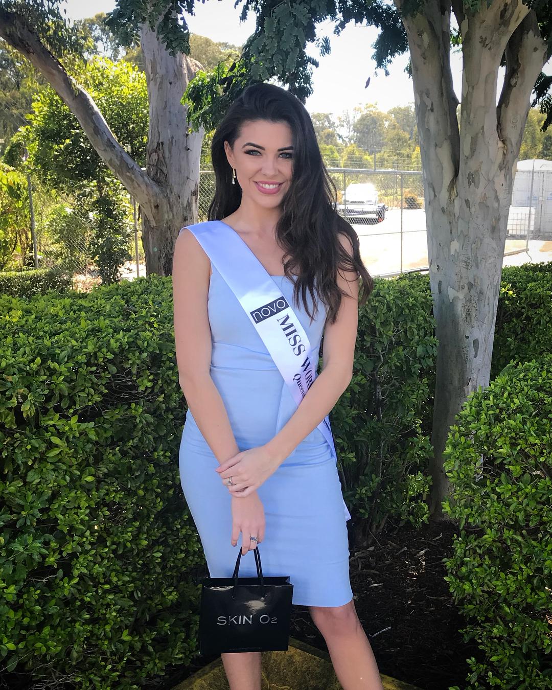 candidatas a miss world australia 2018. final: 31 agosto. - Página 5 Lri4y2fu