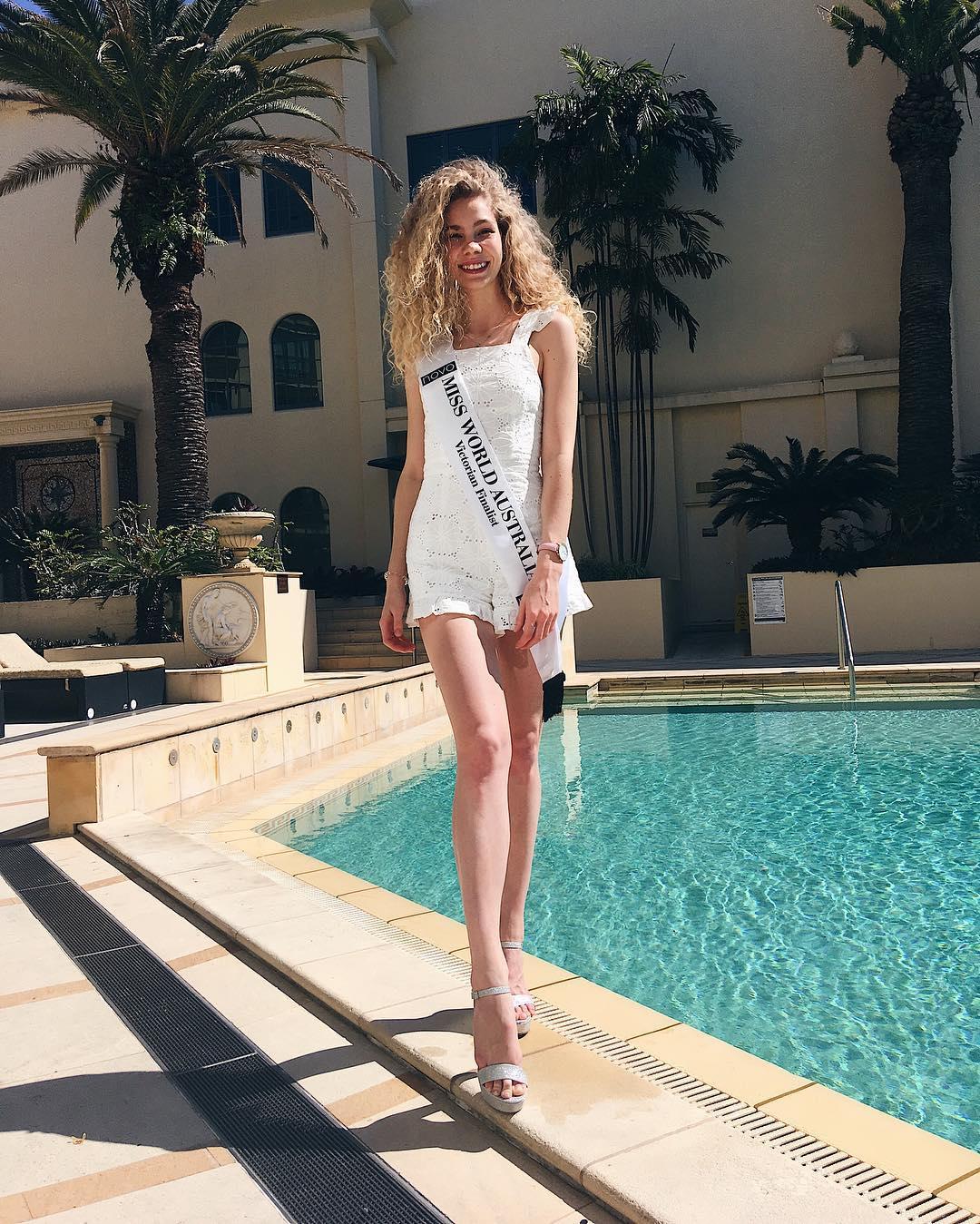 candidatas a miss world australia 2018. final: 31 agosto. - Página 15 Pklnn656