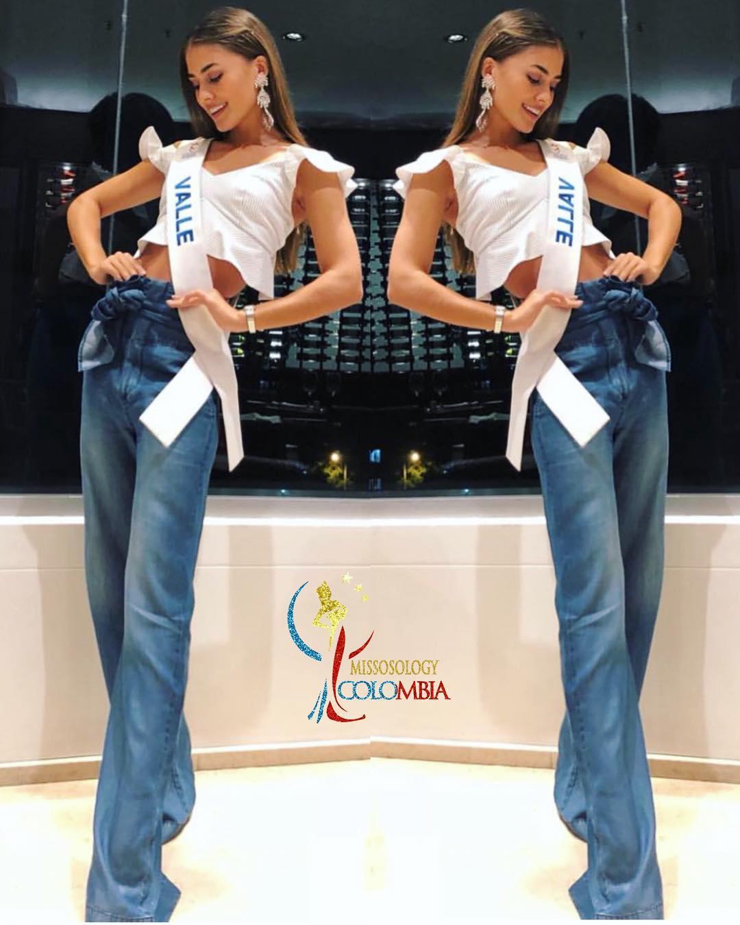 candidatas a miss colombia universo 2018. final: 30 sep. - Página 5 Tiuqryva