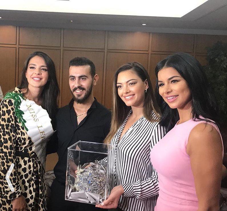 candidatas a miss lebanon 2018. final: 30 sep. - Página 3 Papa5d2z
