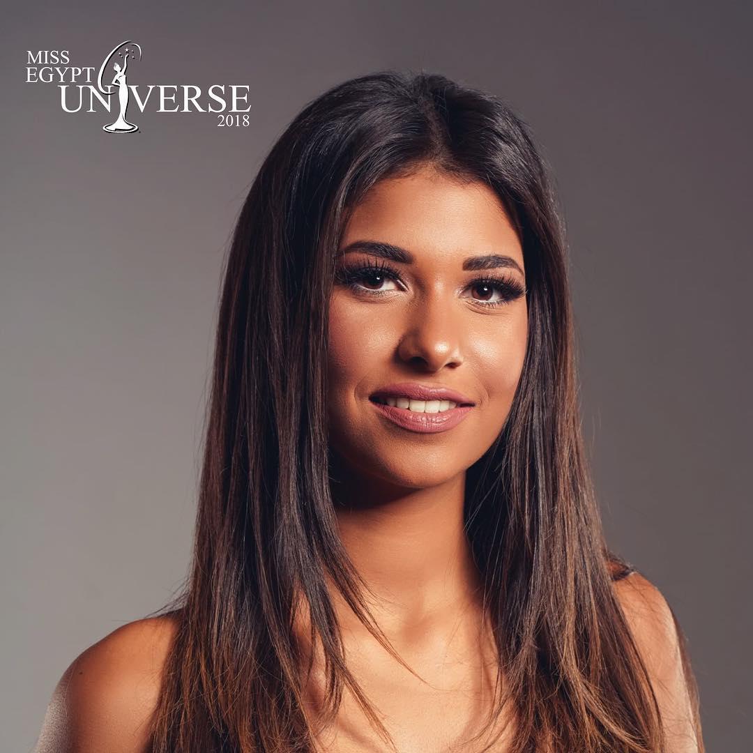 candidatas a miss universe egypt 2018. final 3 oct. 5rltztb6