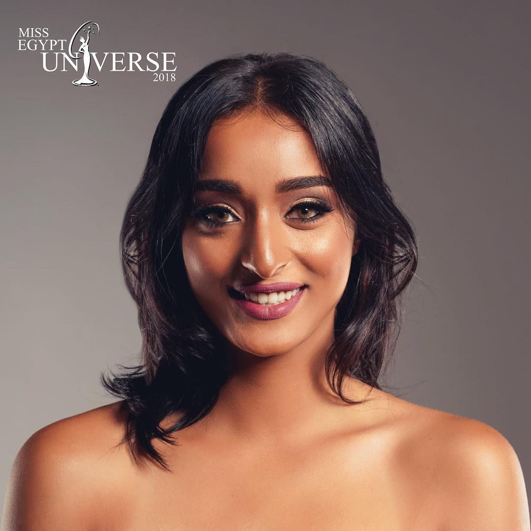 candidatas a miss universe egypt 2018. final 3 oct. 7xjwernx