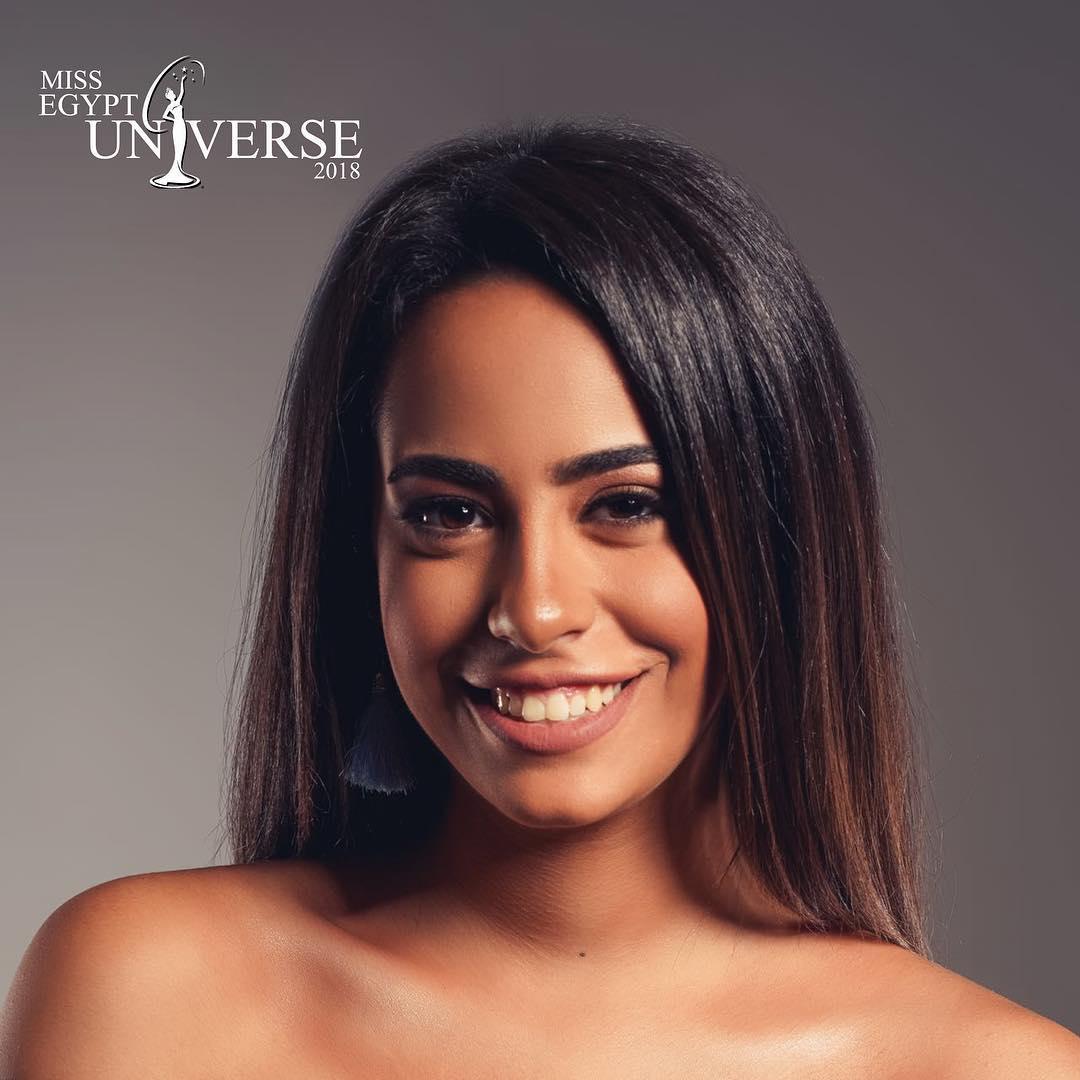 candidatas a miss universe egypt 2018. final 3 oct. Eh4mxqss
