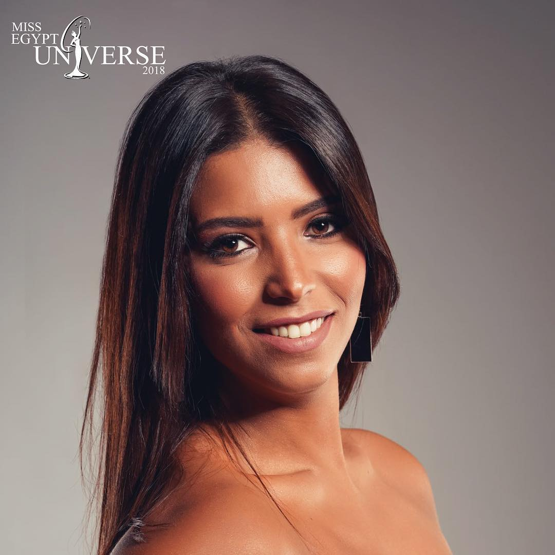 candidatas a miss universe egypt 2018. final 3 oct. K433g6v9