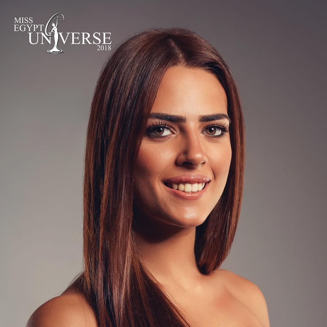 candidatas a miss universe egypt 2018. final 3 oct. Of77rp7g