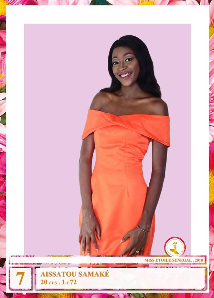 candidatas a miss etoile senegal 2018 (miss world senegal). final: 6 oct. 5kmcpgi8