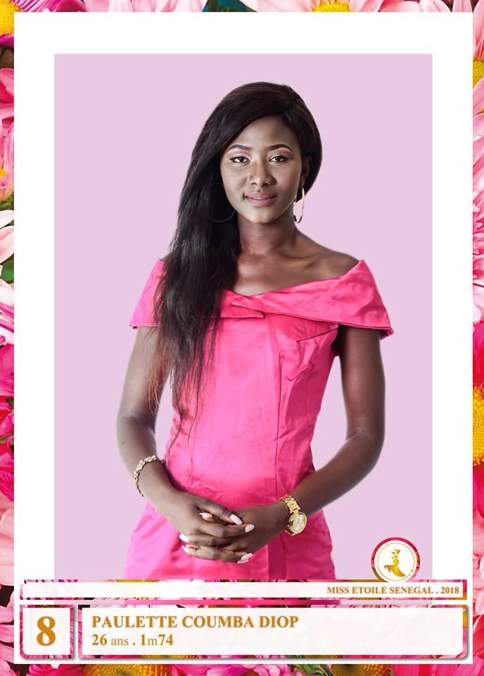 candidatas a miss etoile senegal 2018 (miss world senegal). final: 6 oct. 9ne68kw5