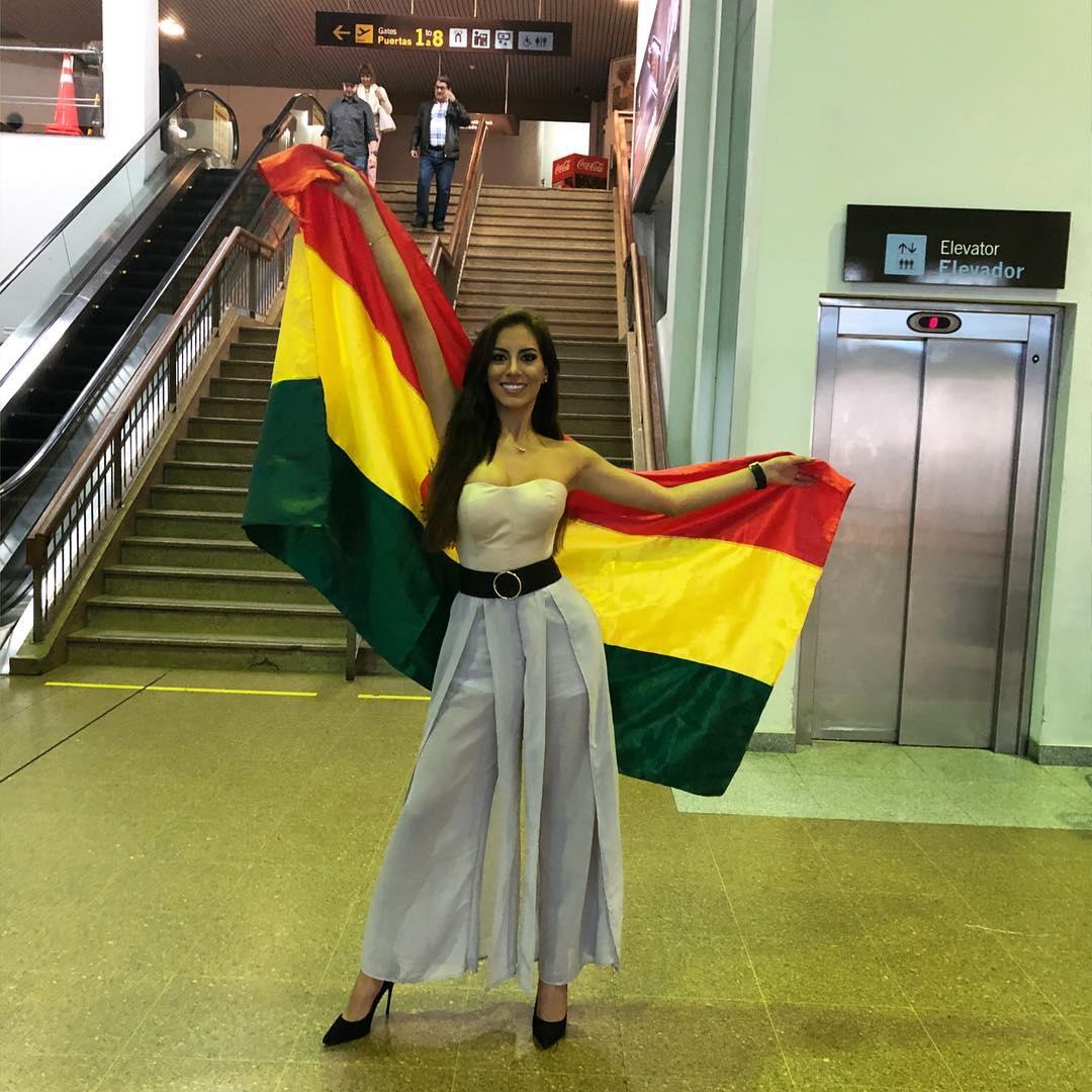 candidatas a miss panamerican international 2018. final: 20 oct. sede: california. - Página 3 Mum8xxu7