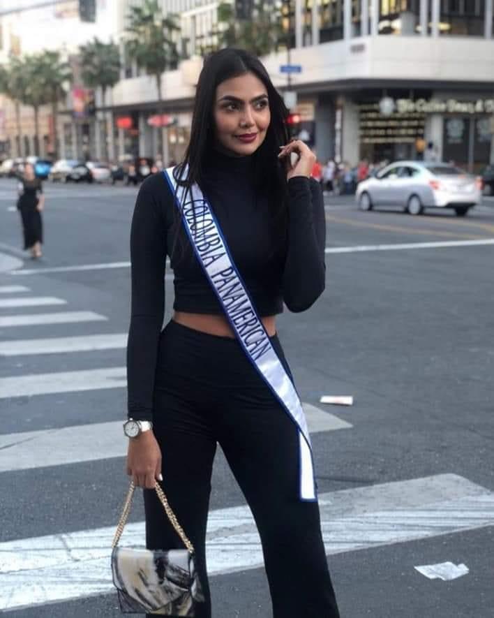 candidatas a miss panamerican international 2018. final: 20 oct. sede: california. - Página 9 5babuinx