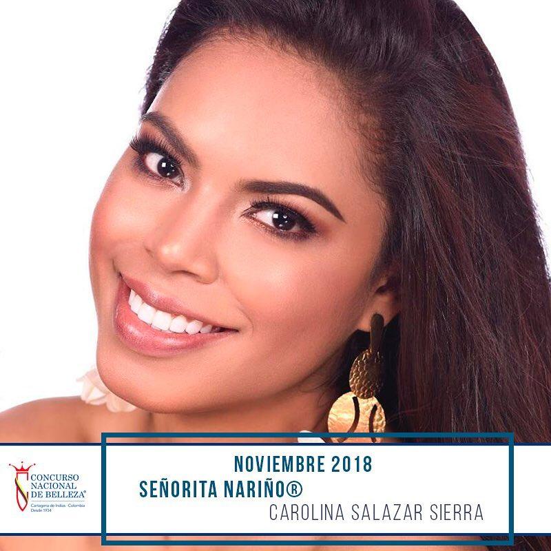 candidatas a cnb senorita colombia 2018-2019. final: 12 nov. - Página 2 2quzvmay