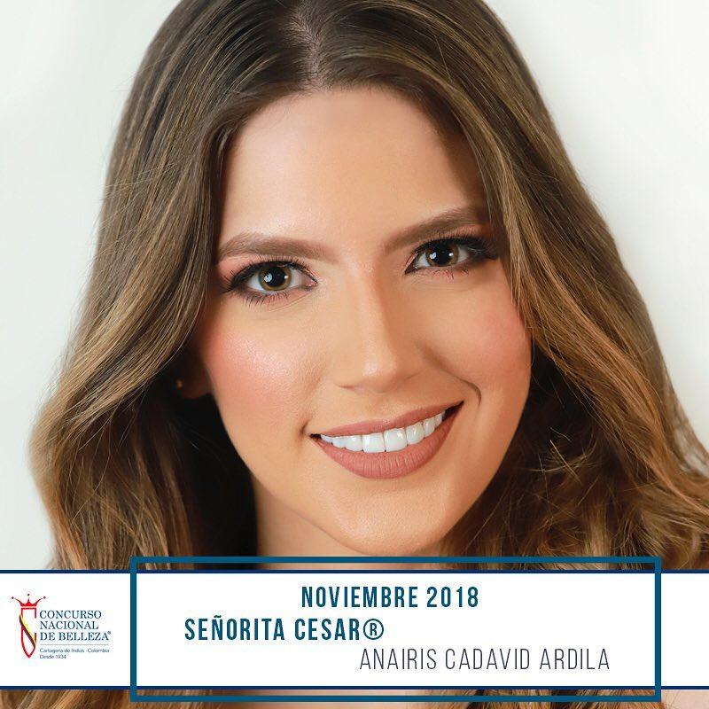 candidatas a cnb senorita colombia 2018-2019. final: 12 nov. 8xptorgf