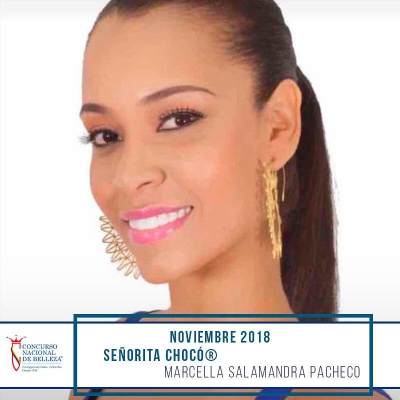candidatas a cnb senorita colombia 2018-2019. final: 12 nov. F73sqeii