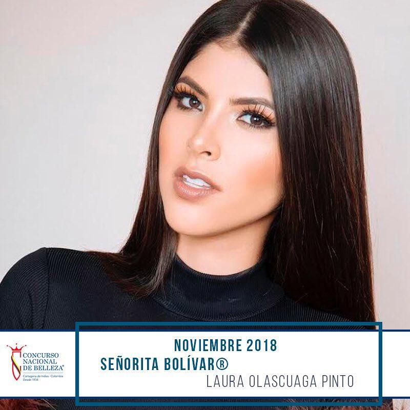 candidatas a cnb senorita colombia 2018-2019. final: 12 nov. Qn9spa27