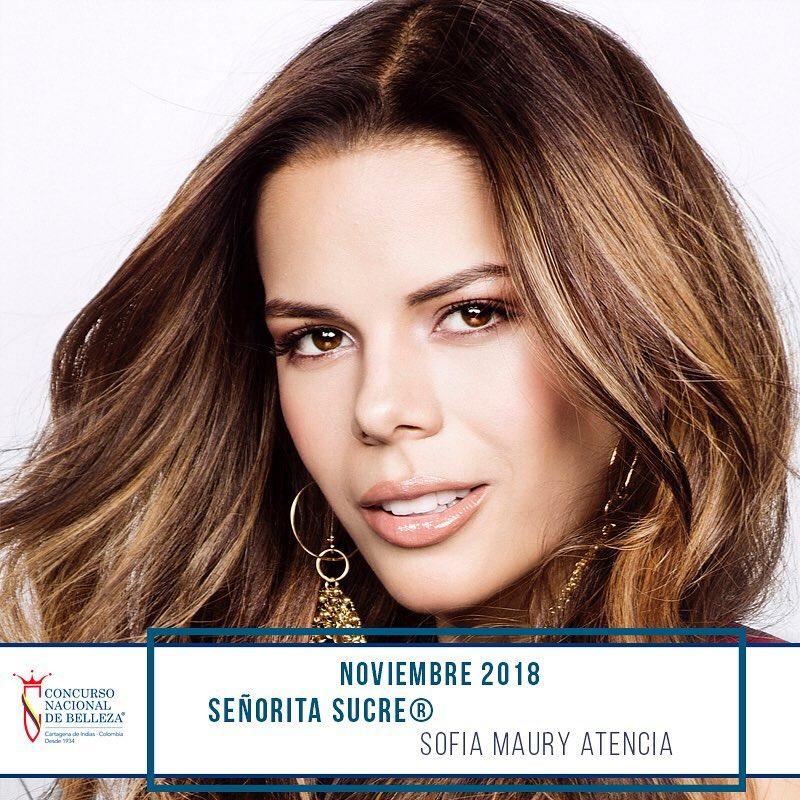 candidatas a cnb senorita colombia 2018-2019. final: 12 nov. - Página 2 Rivd66lc