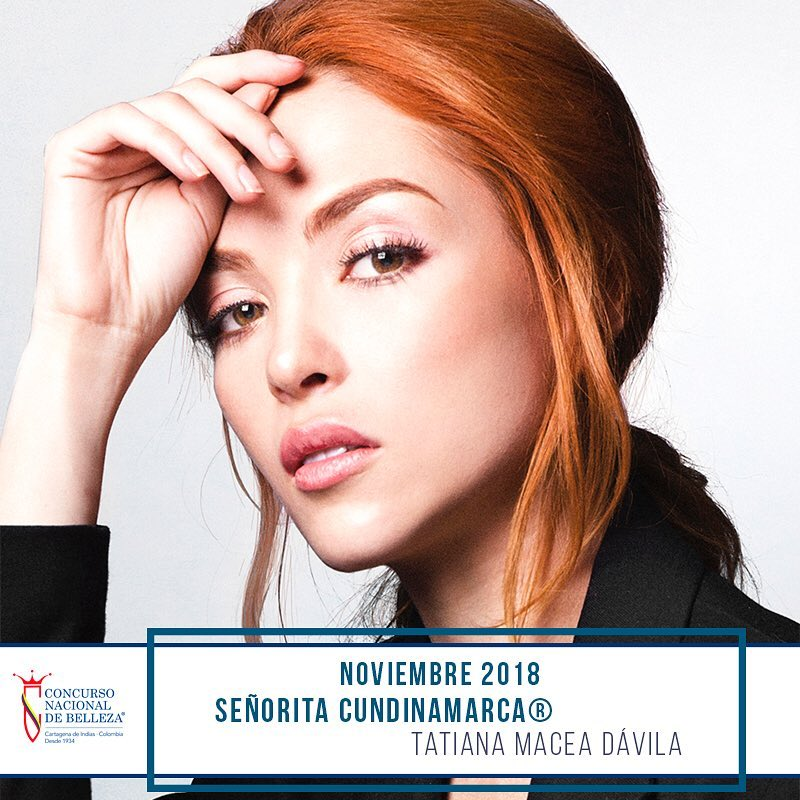 candidatas a cnb senorita colombia 2018-2019. final: 12 nov. Xb9zrez7